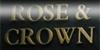 Rose & Crown, 7 Saint John Street, Wells, Somerset, BA5 1SW